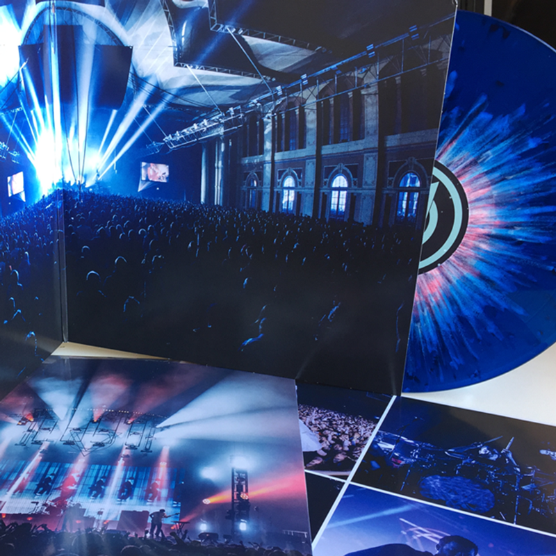 Live At Alexandra Palace 2xLP - Enter Shikari
