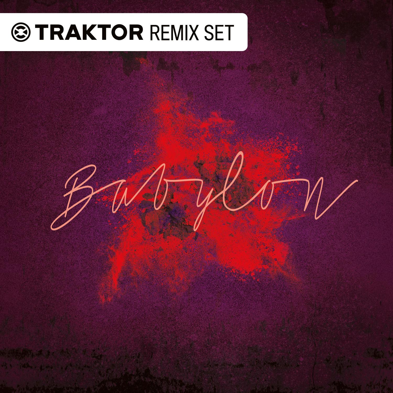 "Booka Shade ""Babylon - Extended Version"" (with Craig Walker) - Traktor Remix Set for DJs / Blaufield Music - BOOKA SHADE"