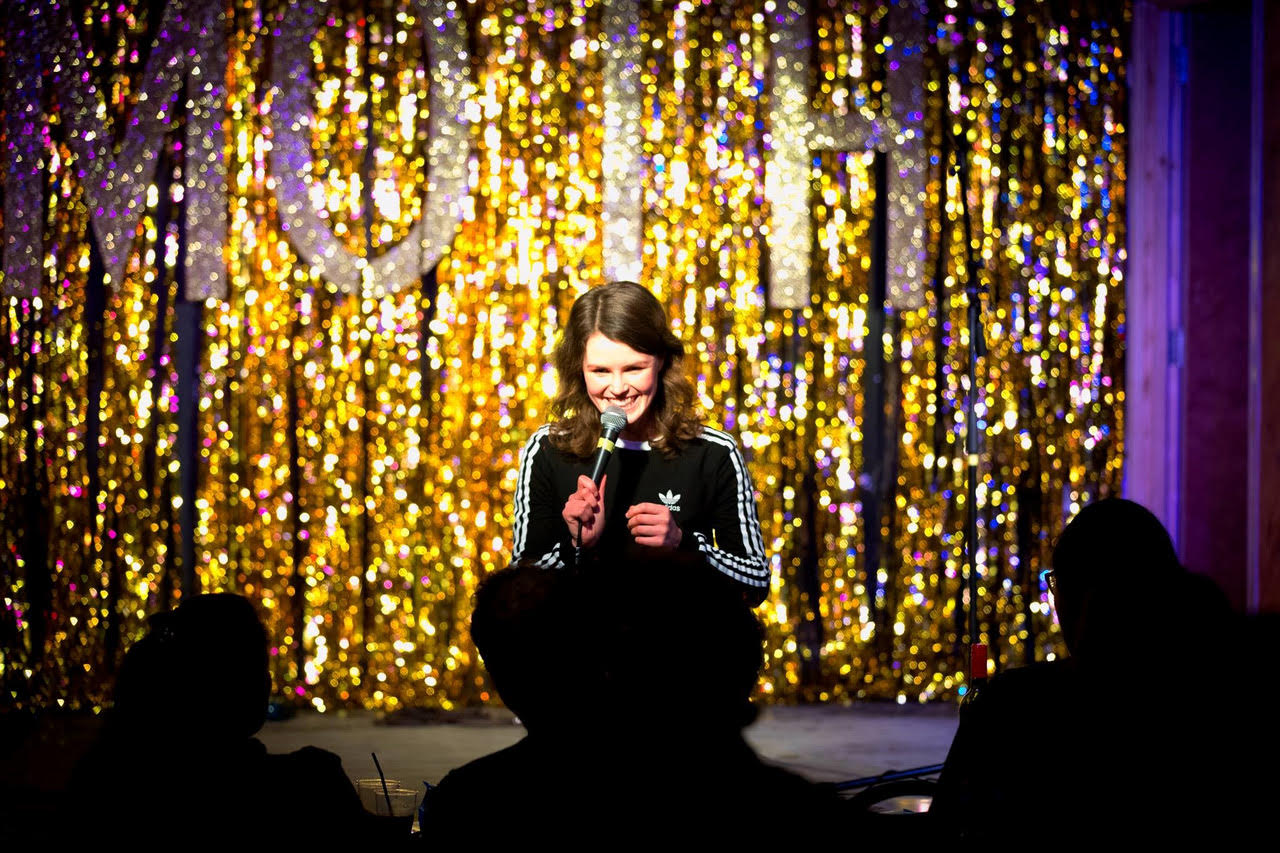 Early Show Cam Spence Work In Progress At Camden Comedy Club London On