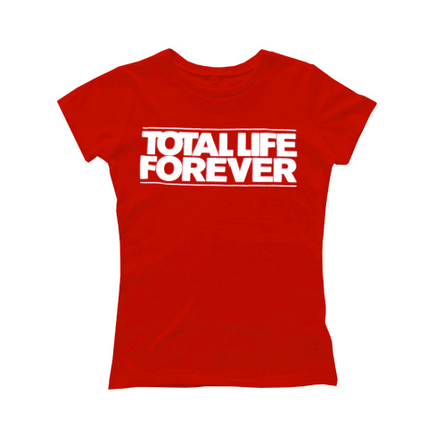 Forever (Girls Red Tee) - Foals