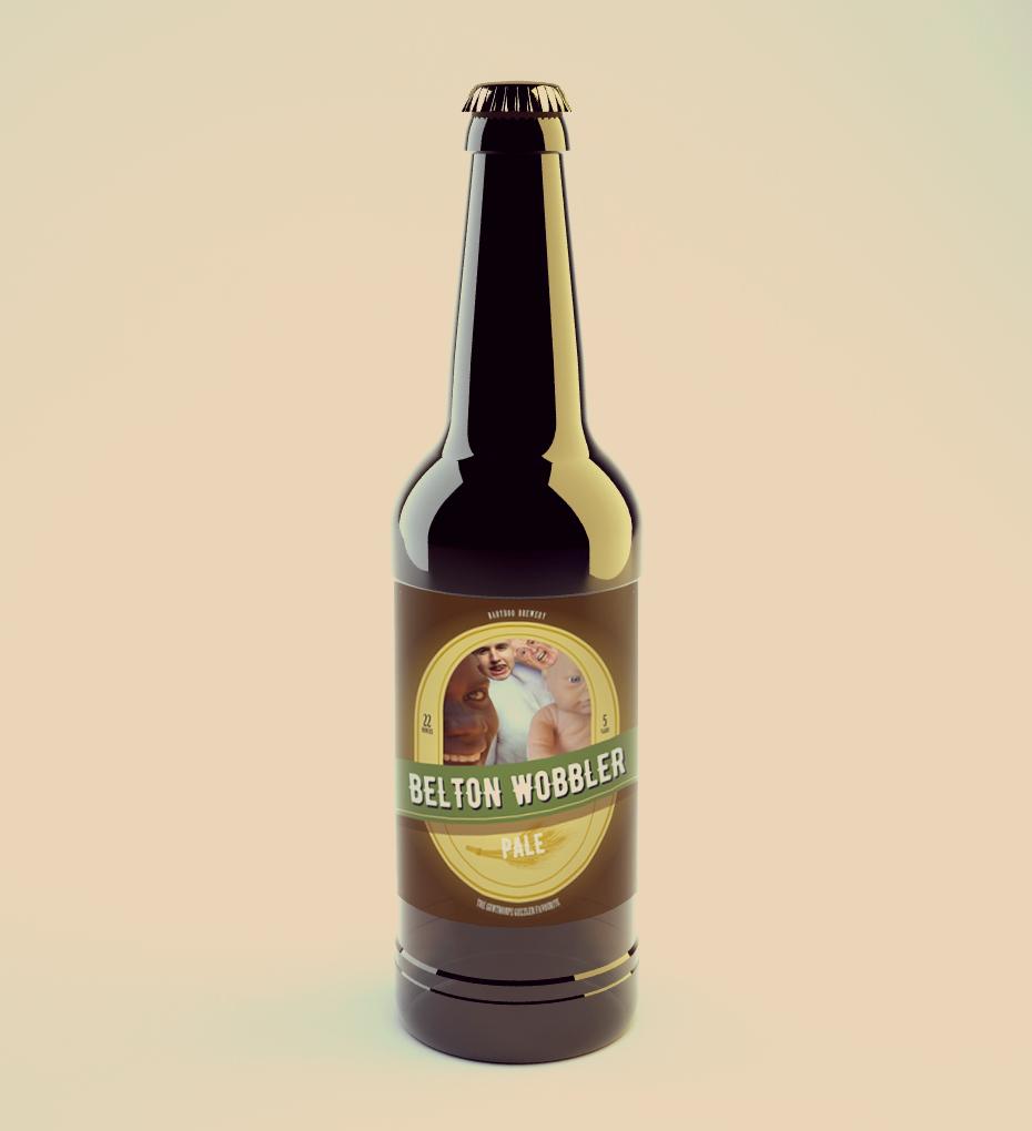 The Belton Wobbler Ale - Kirk Spencer