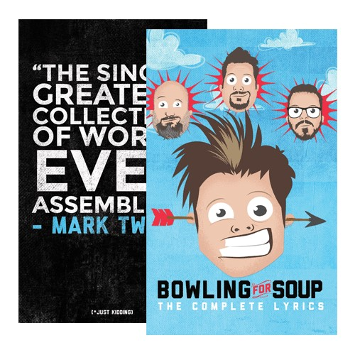 The Complete Lyrics (Signed Edition) - Bowling For Soup