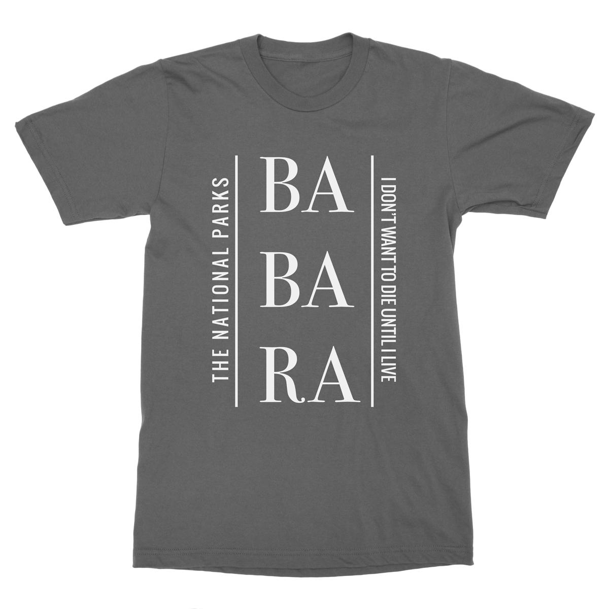 BA BA RA Tee - The National Parks