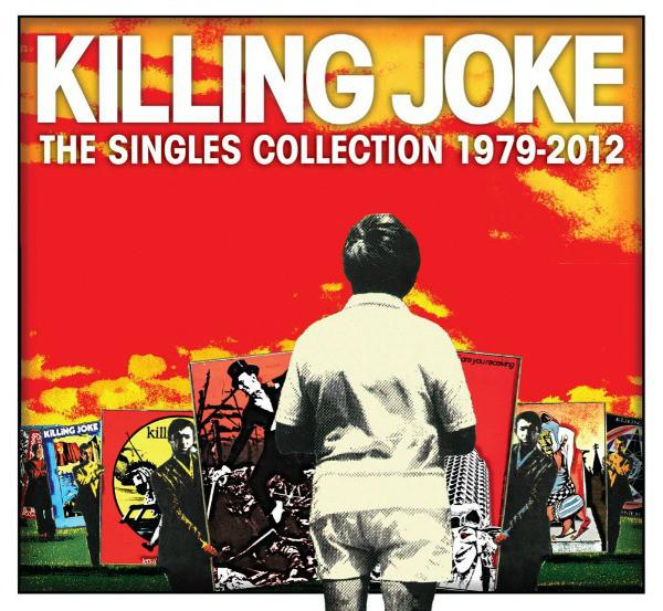 The Singles Collection 1979-2012 (CD) - Killing Joke