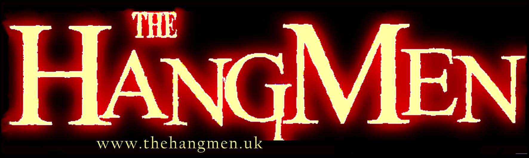 Sticker - The Hangmen Logo - The Hangmen