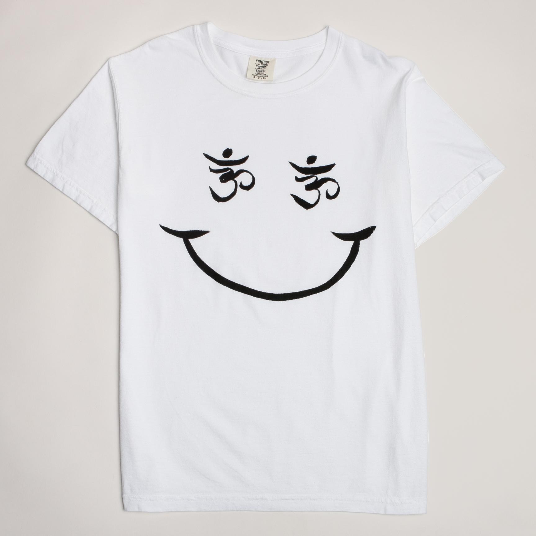 Smiley Face Shirt - Devendra Banhart