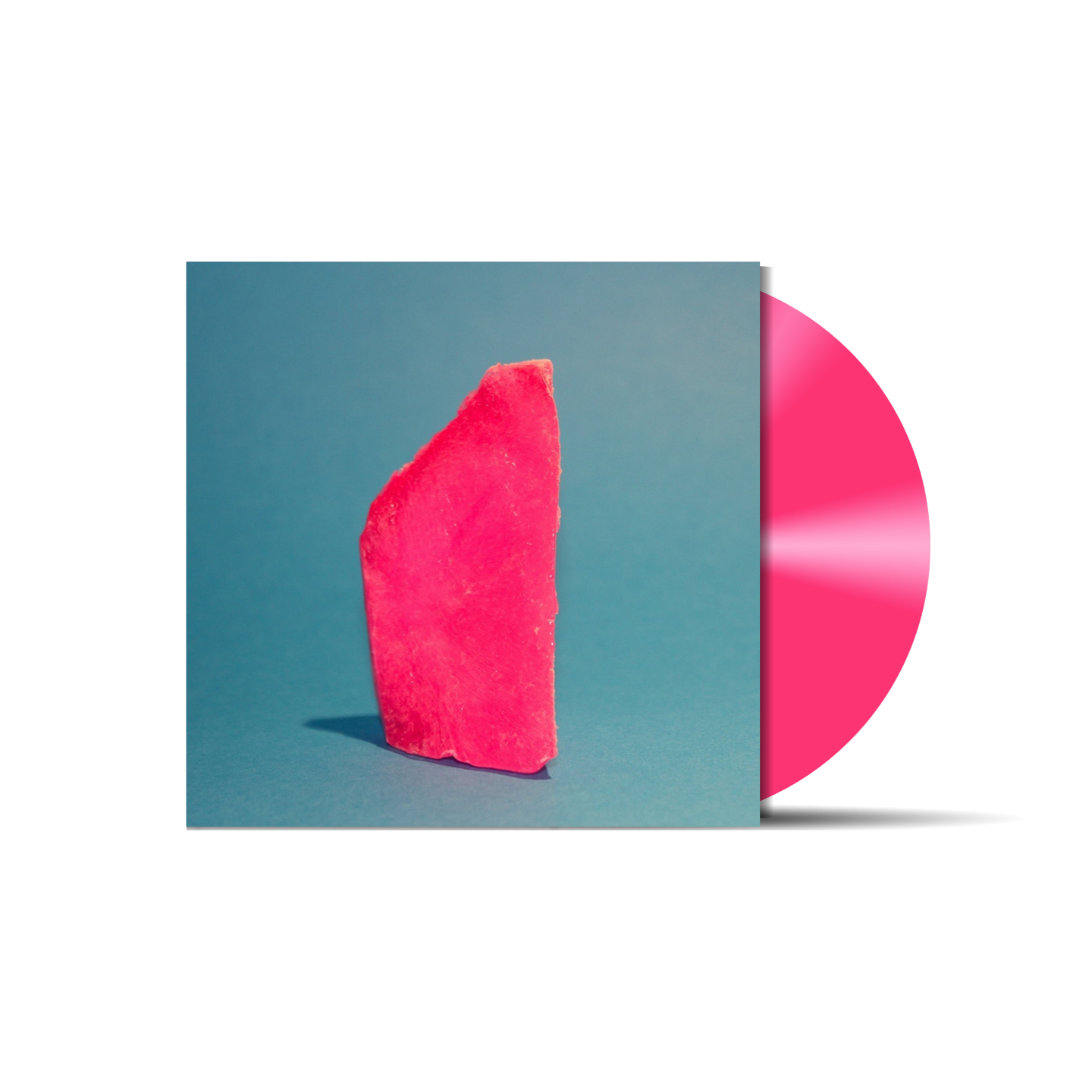 The Physics House Band - 'Horizons / Rapture' (Pink Vinyl) - Unearthly Vision