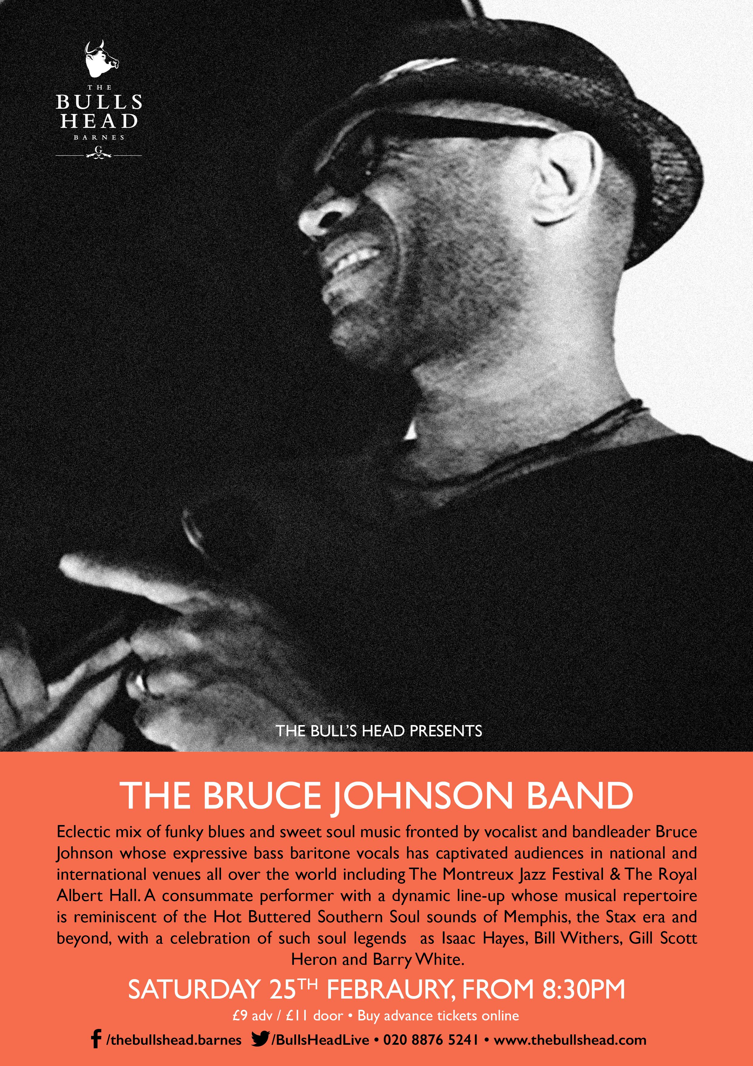 The Bruce 'Mississippi' Johnson Band
