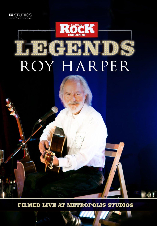 Legends: Roy Harper - Metropolis Labels