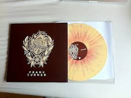 Frank Turner 'Tape Deck Heart' colour LP - Xtra Mile Recordings