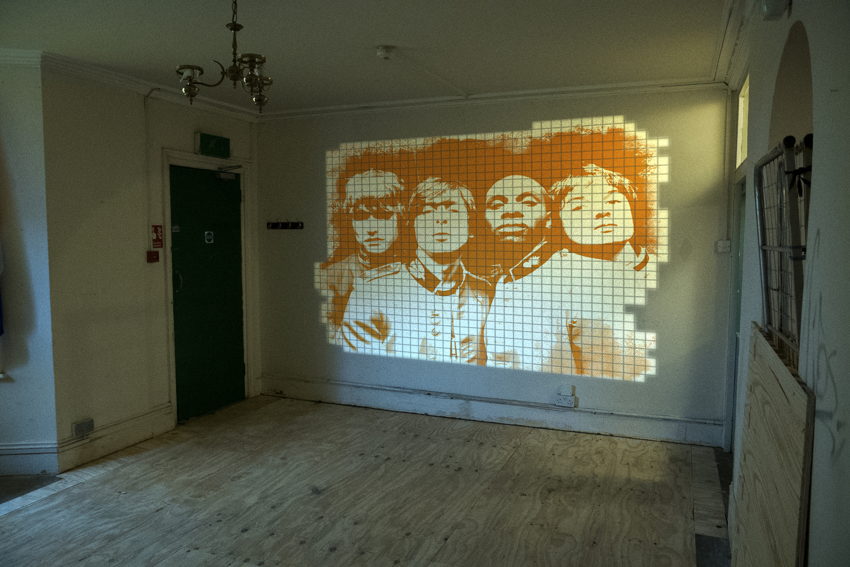 Personalised Mural Tile - Albion Rooms Margate