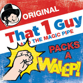 Packs A Wallop CD - That 1 Guy