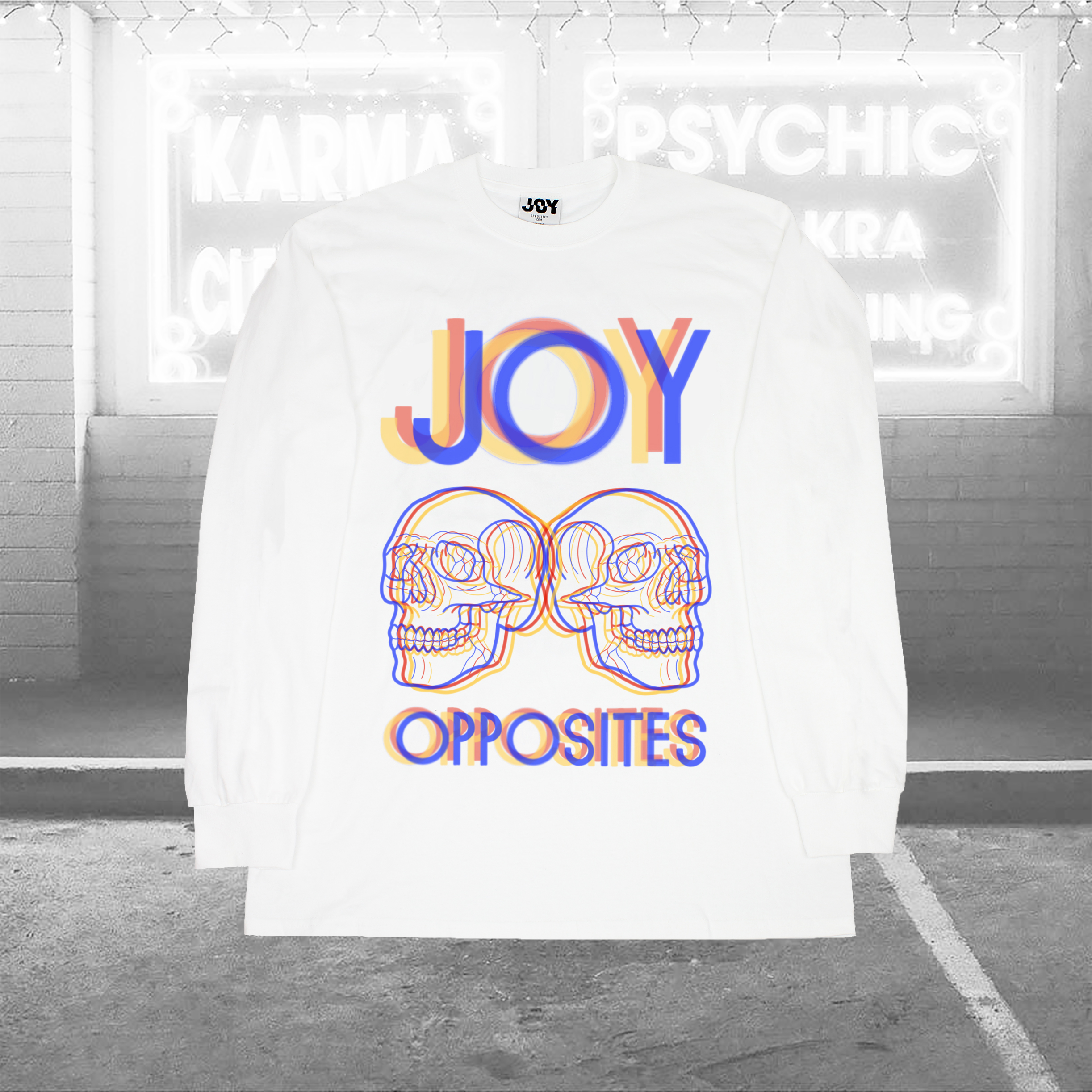 'Just the Two of Us' Longsleeve - Joy Opposites