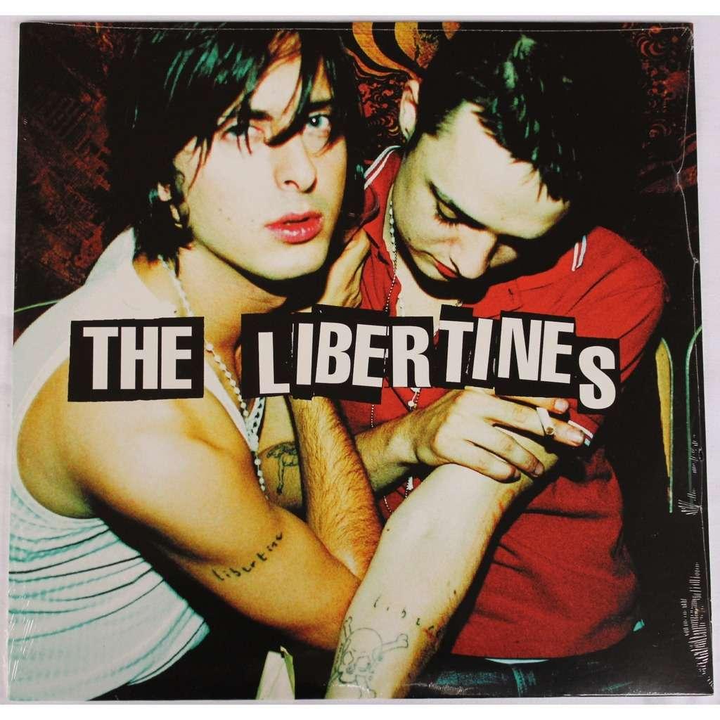 The Libertines (CD) - The Libertines