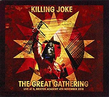 The Great Gathering Live LP - Killing Joke