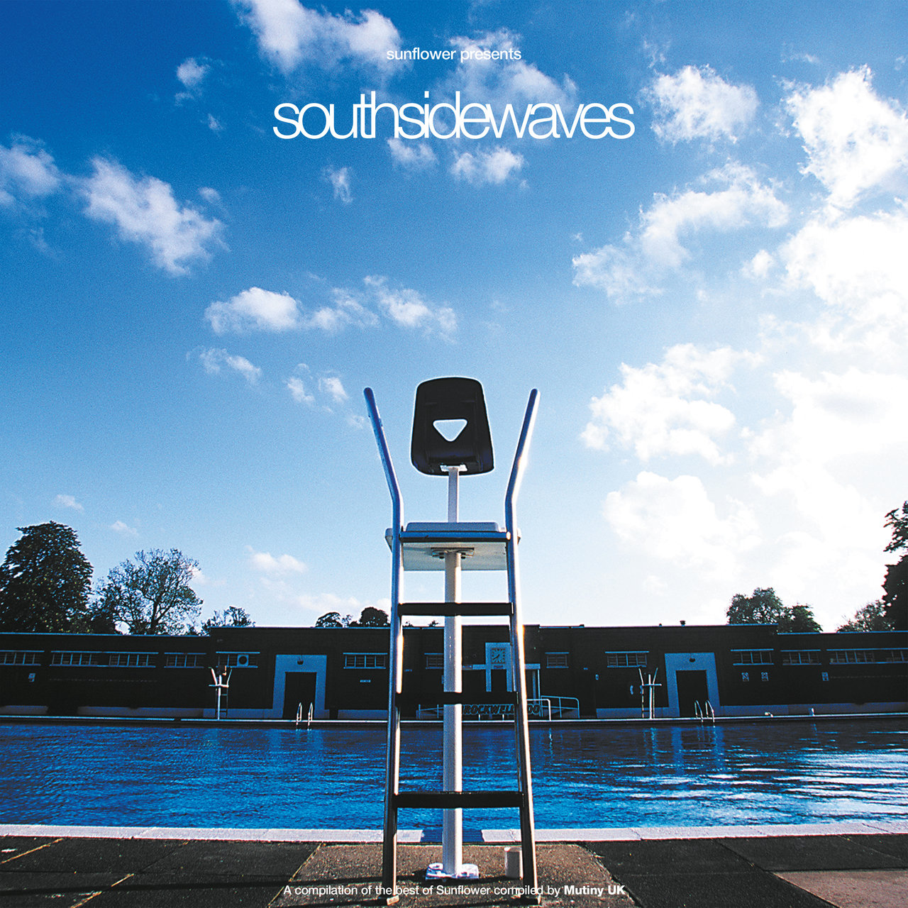 Sunflower Presents a Mutiny Compilation: Southside Waves (CD) [SUNI01] - Sunflower Records
