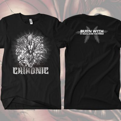 CHTHONIC - Nuclear Hatred T-shirt - CHTHONIC