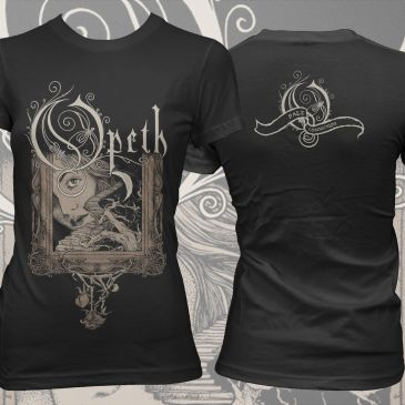 Opeth - Window Fitted T-Shirt - Opeth