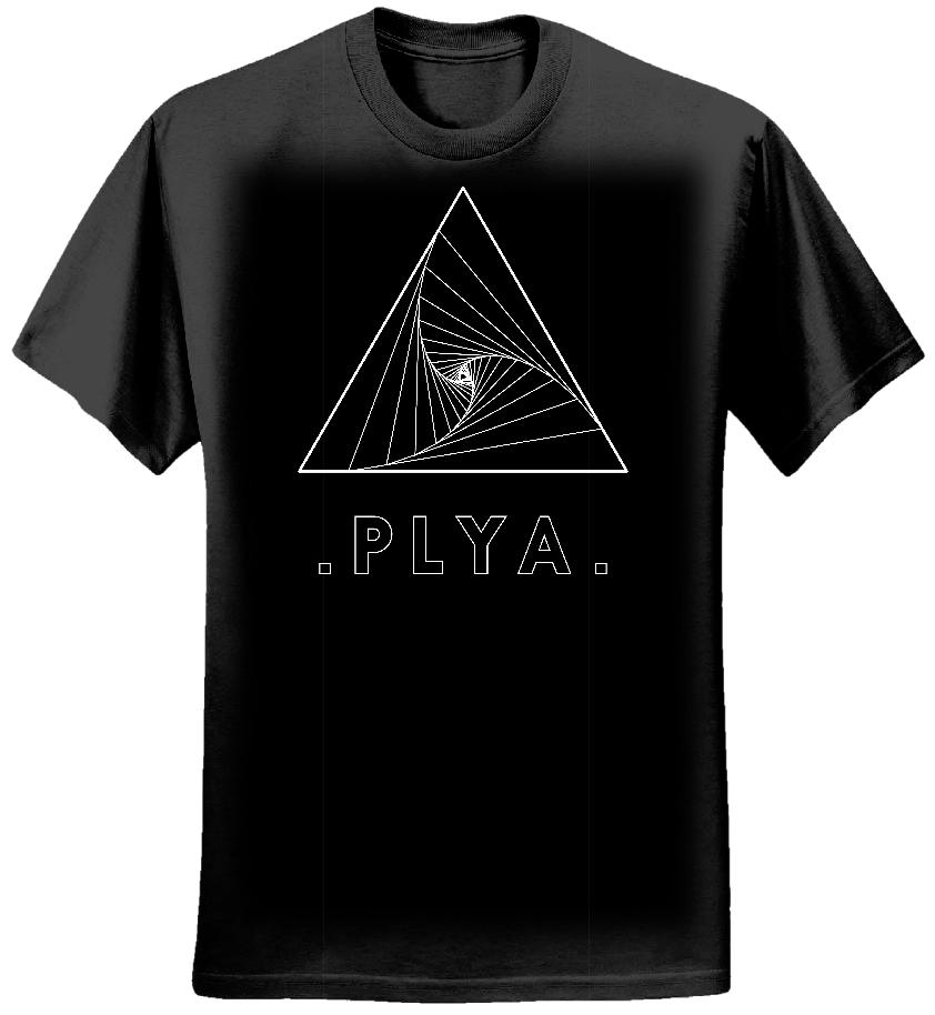 PLYA - Triangle Logo - PLYA