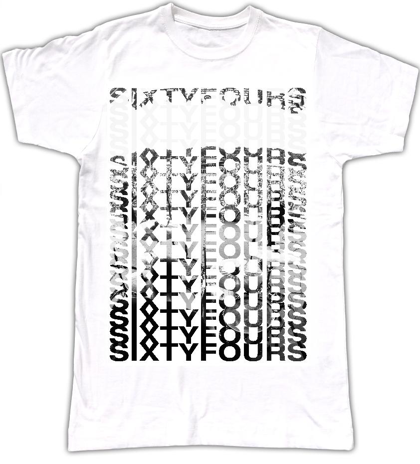 Mens T-Shirt: TextFest - SIXTYFOURS